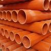廊坊厂家直销橘红色电缆保护管 高压电线电缆护套管
