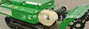 升级版农用田园管理机 小型施肥开沟机 履带式微耕机