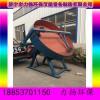 有机肥盘式钢板可定制造粒机原理及价格