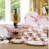 订制礼品陶瓷餐具,房地产开盘礼品餐具套装批发