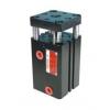 JUFAN薄型油压缸HC-A-70-FA-C-32*50ST