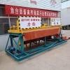 青州肉鸡粪槽式翻堆机有机肥生产-垫料怎么加