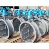 电动圆风门可靠 超行程保护 实现远程控制