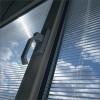 建筑物新颖的视觉--中空玻璃内置百叶窗