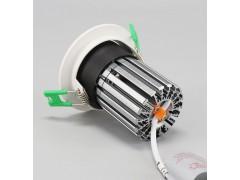 嵌入式LED射灯防眩LED天花灯大量供应