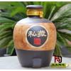 汕头陶瓷酒坛厂家供应 广东陶瓷酒缸150厂家报价