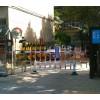 商业街区栏栅杆摄像机