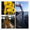 不用电浓度高挖机液压砂浆泵价格