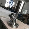 不锈钢快装罐底阀 卫生级气动罐底阀