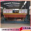 四川绵羊农家养殖场厂槽式翻抛机长宽及轨道翻抛机垫料搭配