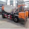 骏熙小型混凝土搅拌运输车 厂家直销建筑机械设备混凝土搅拌车