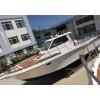 国产玻璃钢33尺专业钓鱼船