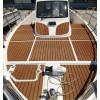 河北33尺钓鱼专用艇玻璃钢快艇