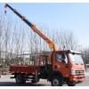 现货直销5吨随车吊 单梁直臂4节可伸缩 锡柴发动机挂蓝牌