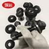 现货供应 25钢筋锚固板法兰面螺母 建筑专用钢筋锚固板螺帽