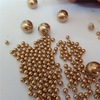钢珠厂家专业生产批发铜球 铜珠