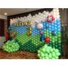 深圳活动气球布置,深圳百日宴会气球,深圳婚礼气球