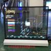 新型的OLED高清显示技术,华羿OLED,OLED透明屏