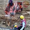加工定制20米边坡支护锚固钻机  高边坡钻机 多功能锚固钻机