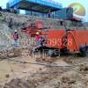 油电两用履带式深坑打桩机 护坡锚固钻机型号