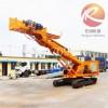 山东生产支护锚杆钻机 履带钻机 履带式锚固钻机