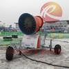 厂家直销国产造雪机 多喷嘴远射程 炮筒式造雪机
