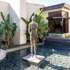 石嘴山 室外立体人物雕塑 不锈钢切片拼接模型