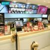 吧台壁挂广告机门店联屏菜单显示屏交互引流电子屏