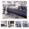 800mmPE中空壁检查井管生产线