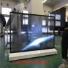 55寸OLED透明电容触摸屏 按需定制可拼接有完整解决方案