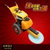 电动切桩机 可升降路面割桩机 混凝土桩子切割机