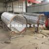 牛厂筛草机 自动分离饲料杂质 4-6吨/h 滚筒式