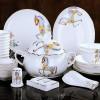 端午节礼品餐具批发,节庆礼品陶瓷套装餐具印字