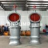 供应天津德能泵业简易ZLB轴流泵概述