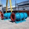 农田灌溉城市排水QZB型潜水轴流泵