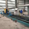 管子相贯线数控切割机 相贯线圆管切割机 钢结构相贯线切割机