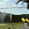 喊泉大型音乐喷泉整套设备生产安装厂家定制呐喊喷泉景区景点声控