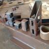 八轴相贯线切割机 可切方管 圆管 矩形管
