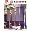 供应惠州办公室活动隔断移动屏风折叠门推门门玻璃隔断厂家