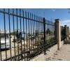 儋州公司围墙栏杆 产业园防护栏 文昌工厂隔离栅定制