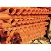山东安丘市单孔格栅管107塑合金5G工程用规格齐全质量保证