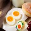 泉之道溏心蛋新鲜低盐日式溏心水煮蛋即食 12枚装