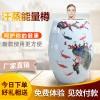 单人熏蒸瓮 能量晶片缸 修身美容院熏蒸缸 陶瓷汗蒸瓮