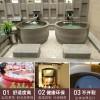 户外浴缸 日式壶风吕泡缸 陶瓷纯色泡澡大缸 定制陶瓷洗浴缸