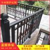 豪华热镀锌钢阳台护栏 不锈钢阳台护栏 阳台围栏