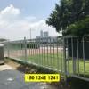 韶关道路围栏 广州道路中间护栏 行人公路护栏厂