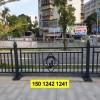 街道防爬护栏 广州马路中间隔离栏 人行道围栏
