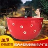 景德镇专业生产陶瓷大缸 陶瓷泡澡缸 1.1米大缸厂家
